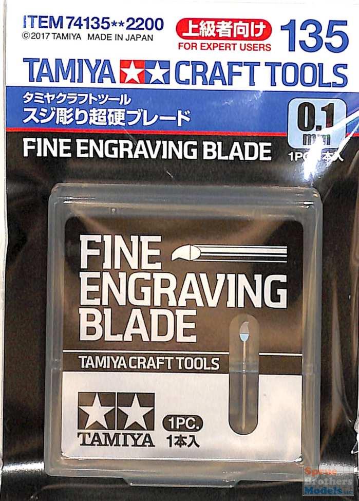 Tamiya Engraving Blade Holder TAM74139
